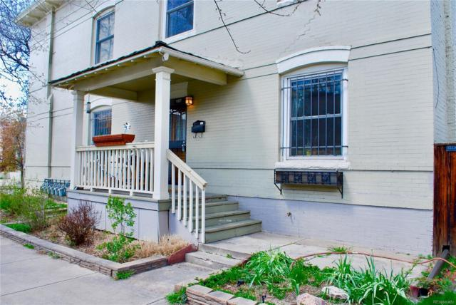 1107 E 11th Avenue, Denver, CO 80218 (#4209463) :: 5281 Exclusive Homes Realty
