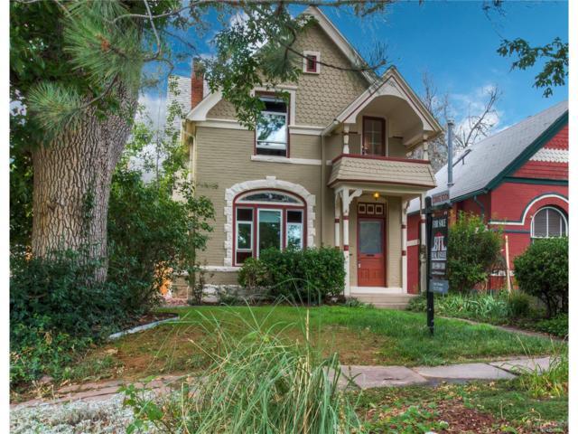 2227 Hooker Street, Denver, CO 80211 (MLS #4210211) :: 8z Real Estate