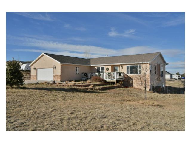 5633 Columbine Ridge Road, Elizabeth, CO 80107 (#4210478) :: Colorado Home Realty
