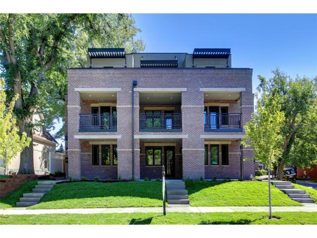 1690 S Grant Street, Denver, CO 80210 (#4210843) :: The Griffith Home Team