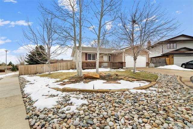 13380 W Warren Avenue, Lakewood, CO 80228 (#4210866) :: Chateaux Realty Group