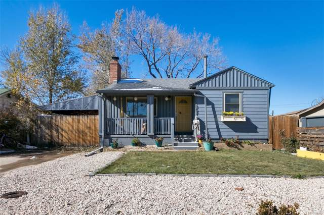 357 Perry Street, Denver, CO 80219 (#4211409) :: The Heyl Group at Keller Williams
