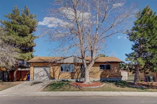 5376 Eagle Street, Denver, CO 80239 (MLS #4211997) :: The Sam Biller Home Team