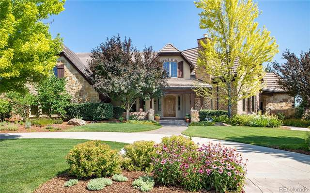 4561 Foxtail Circle, Greenwood Village, CO 80121 (#4212177) :: Compass Colorado Realty