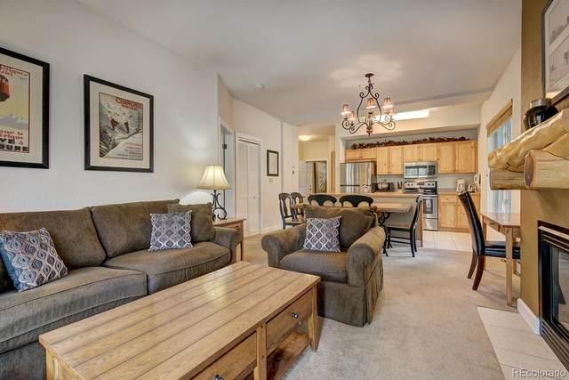 27 Lake Ridge Circle #1834, Dillon, CO 80435 (MLS #4212378) :: Kittle Real Estate