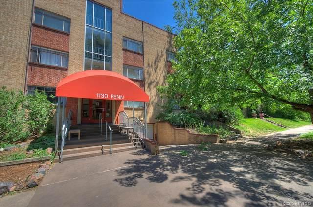 1130 N Pennsylvania Street #203, Denver, CO 80203 (MLS #4212439) :: Re/Max Alliance