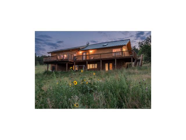 8324 W Fork Road, Boulder, CO 80302 (#4212675) :: The Peak Properties Group