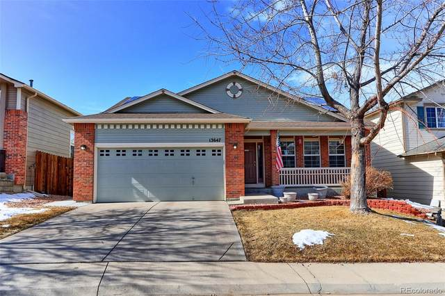 13647 Cook Street, Thornton, CO 80602 (MLS #4212999) :: 8z Real Estate