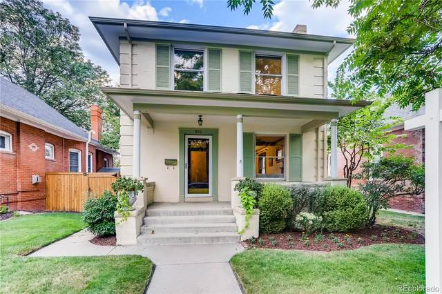 318 S Corona Street, Denver, CO 80209 (MLS #4213079) :: Re/Max Alliance