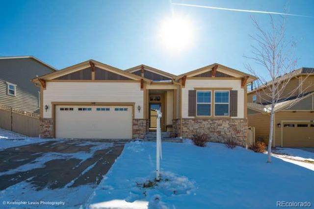 148 Dunsinane Lane, Castle Rock, CO 80104 (#4213237) :: House Hunters Colorado