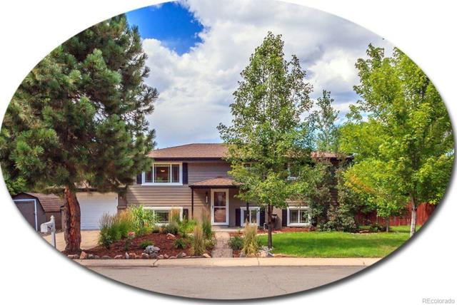 521 E Caley Drive, Centennial, CO 80121 (#4213273) :: The DeGrood Team