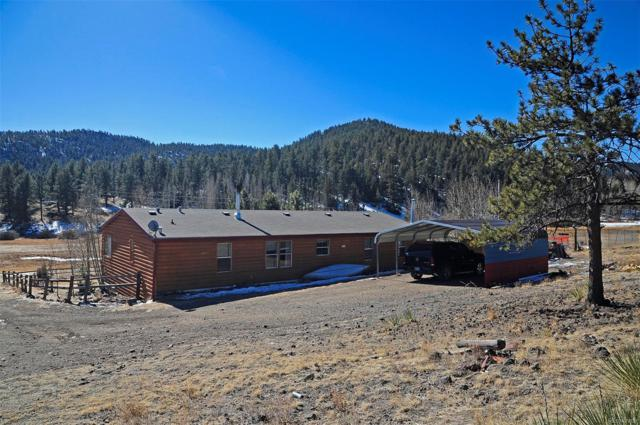 36 Valley Circle, Florissant, CO 80816 (#4214245) :: Wisdom Real Estate