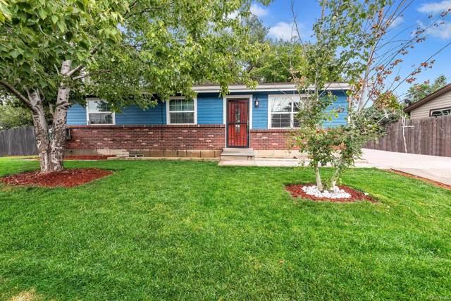 5564 Dillon Street, Denver, CO 80239 (#4214343) :: The Peak Properties Group