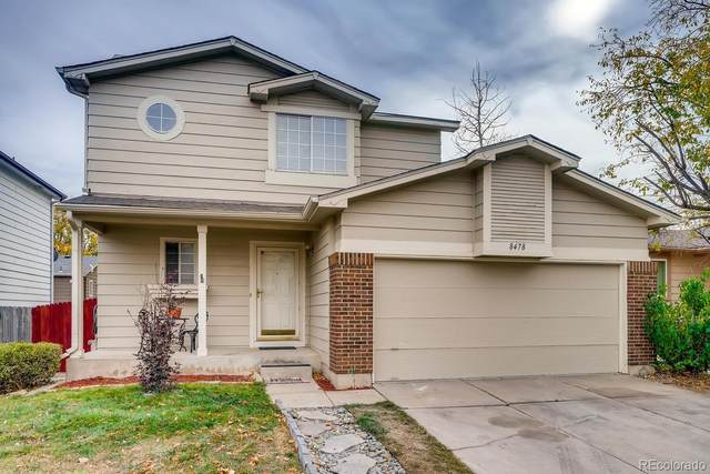 8478 S Upham Way S, Littleton, CO 80128 (MLS #4214354) :: 8z Real Estate