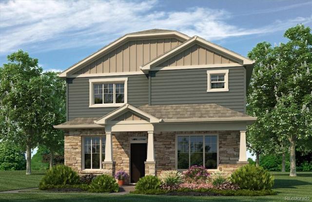 11655 Parksouth Lane, Parker, CO 80138 (#4214410) :: Ben Kinney Real Estate Team
