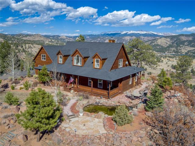 43 Spring Valley Drive, Florissant, CO 80816 (#4214852) :: The Peak Properties Group