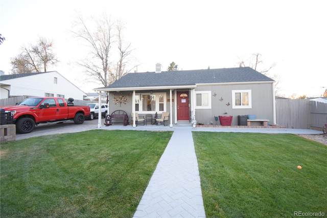 1815 S Michigan Way, Denver, CO 80219 (#4215267) :: The DeGrood Team