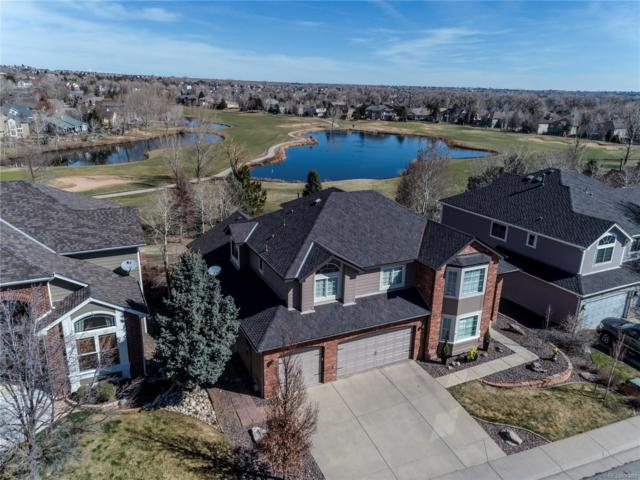 16293 W 66th Circle, Arvada, CO 80007 (#4215612) :: The Galo Garrido Group