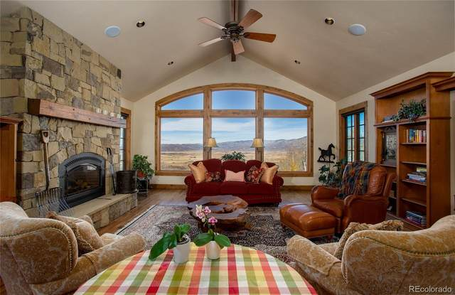 27420 Sundance Trail, Steamboat Springs, CO 80477 (MLS #4216333) :: 8z Real Estate