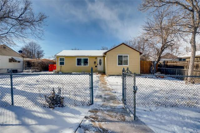 1275 S Wolff Street, Denver, CO 80219 (#4216972) :: The City and Mountains Group