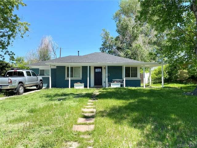 3030 N Steele Street, Denver, CO 80205 (#4217071) :: The Colorado Foothills Team   Berkshire Hathaway Elevated Living Real Estate