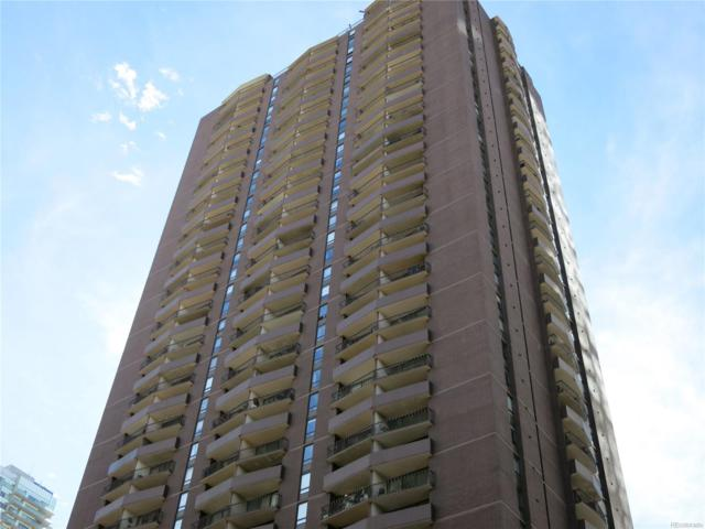 1020 15th Street 3F, Denver, CO 80202 (#4217732) :: Thrive Real Estate Group