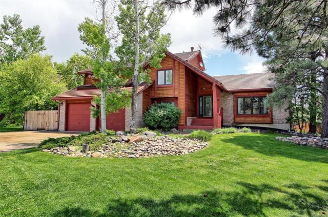 5340 Cole Circle, Arvada, CO 80002 (#4217883) :: Sellstate Realty Pros