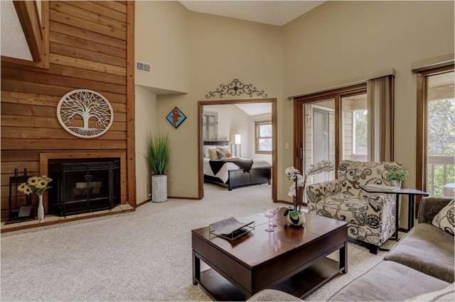 2962 Shadow Creek Drive #307, Boulder, CO 80303 (MLS #4218159) :: Kittle Real Estate