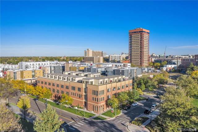 2200 Tremont Place #1, Denver, CO 80205 (#4218229) :: Briggs American Properties