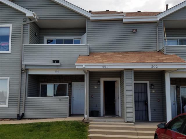 913 S Zeno Way #201, Aurora, CO 80017 (MLS #4218306) :: 8z Real Estate