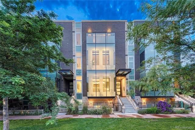 2565 Champa Street, Denver, CO 80205 (MLS #4218522) :: Find Colorado