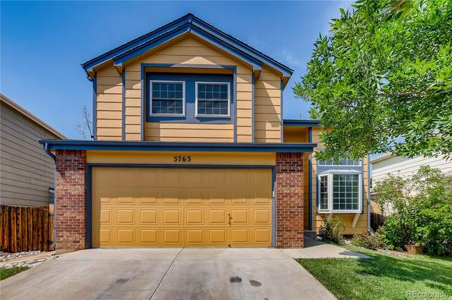 5763 W 118th Place, Westminster, CO 80020 (#4218600) :: Berkshire Hathaway HomeServices Innovative Real Estate
