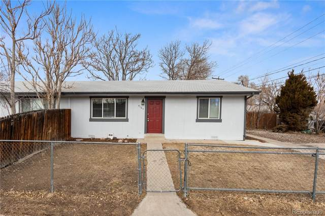 4165 W Nevada Place, Denver, CO 80219 (#4219524) :: The Harling Team @ HomeSmart