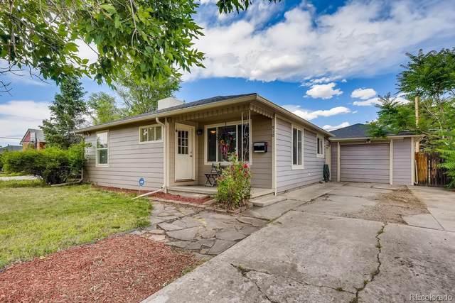 910 S Dale Court, Denver, CO 80219 (MLS #4220041) :: 8z Real Estate