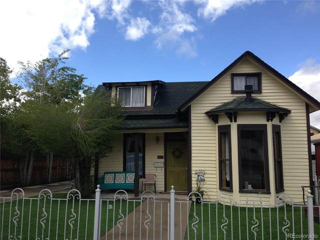 207 Tabor Street, Buena Vista, CO 81211 (#4220660) :: Compass Colorado Realty