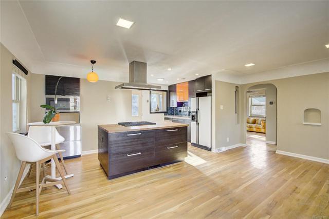 4840 W 28th Avenue, Denver, CO 80212 (#4220700) :: The Peak Properties Group