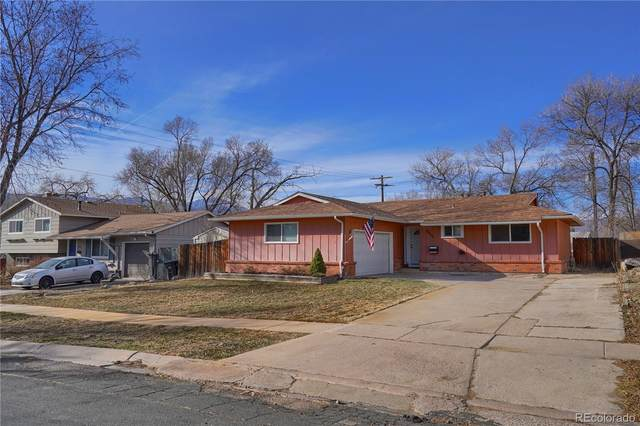 1422 Rushmore Drive, Colorado Springs, CO 80910 (#4220939) :: The DeGrood Team