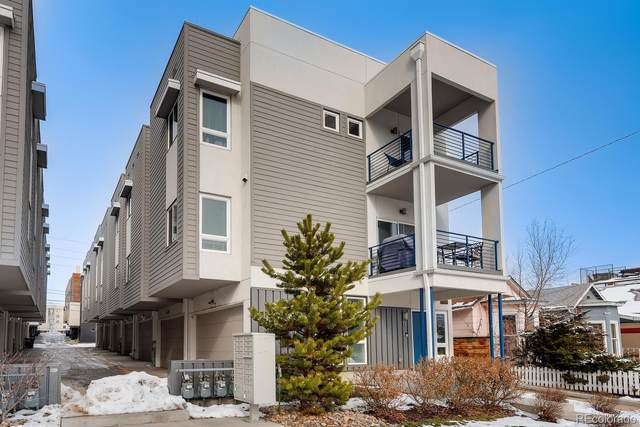 2725 W 25th Avenue #4, Denver, CO 80211 (#4221541) :: HomePopper
