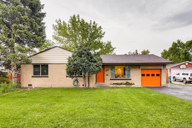 8810 W 4th Place, Lakewood, CO 80226 (MLS #4221616) :: Kittle Real Estate