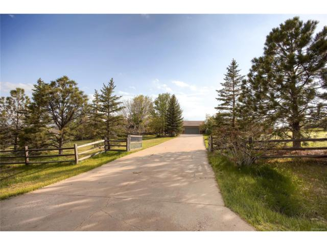 6547 S Netherland Way, Centennial, CO 80016 (MLS #4221956) :: 8z Real Estate