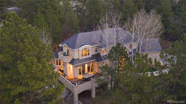 389 Castle Pines Drive, Castle Rock, CO 80108 (#4222344) :: Bring Home Denver with Keller Williams Downtown Realty LLC