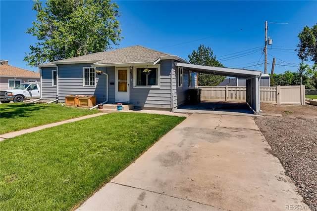 8920 Hoyt Drive, Thornton, CO 80229 (MLS #4222565) :: Find Colorado
