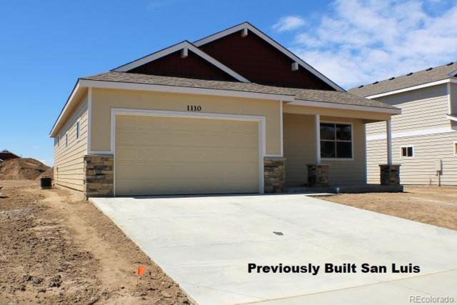 1120 Johnson Street, Wiggins, CO 80654 (#4222775) :: James Crocker Team