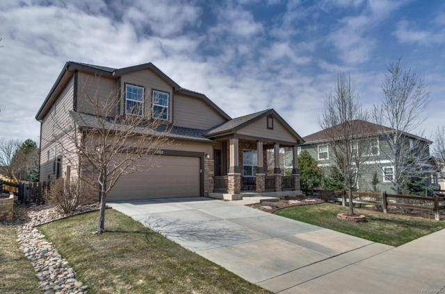 11883 Mill Valley Street, Parker, CO 80138 (#4222834) :: The Healey Group