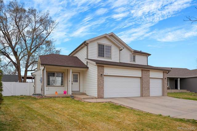 513 N 30th Avenue Court, Greeley, CO 80631 (#4222990) :: The Dixon Group