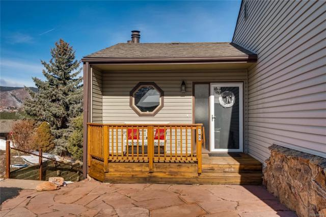 6301 Perry Park Boulevard #18, Larkspur, CO 80118 (MLS #4223182) :: 8z Real Estate