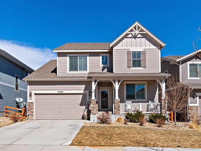 16999 W 86th Place, Arvada, CO 80007 (MLS #4223567) :: Bliss Realty Group