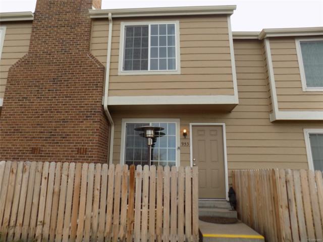 953 Summer Drive, Highlands Ranch, CO 80126 (MLS #4224100) :: 8z Real Estate