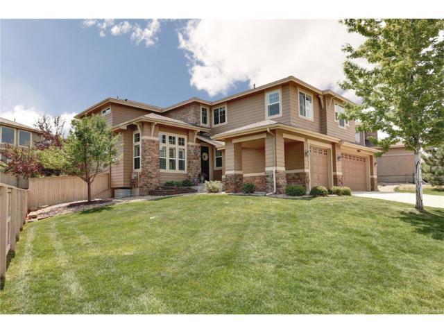 10804 Glengate Loop, Highlands Ranch, CO 80130 (MLS #4224120) :: 8z Real Estate