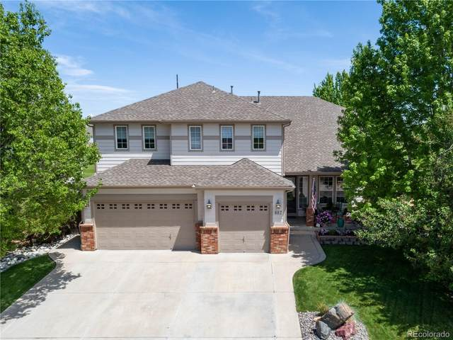 887 Glenarbor Circle, Longmont, CO 80504 (#4224502) :: The Heyl Group at Keller Williams